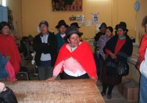 Donne in Ecuador